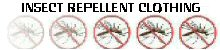 Insect Repellent Clothing with Permethrin