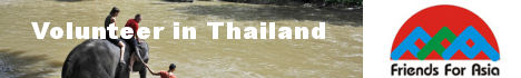 Volunteer in Thailand with Friends for Asia